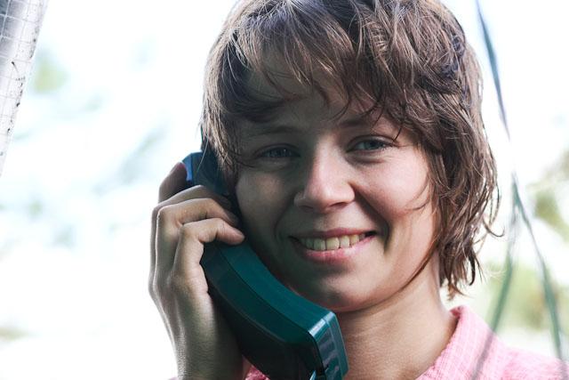 Телефонная барышня