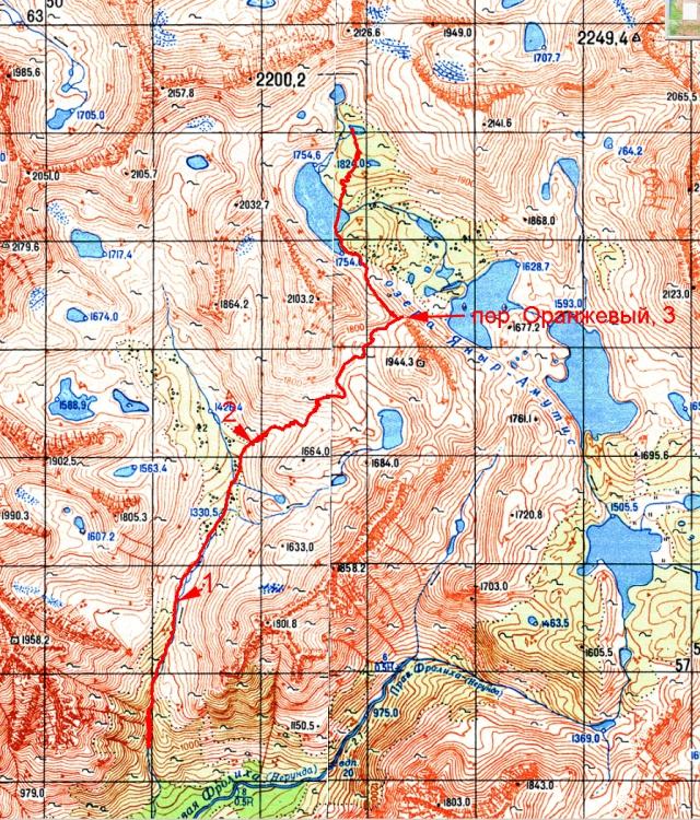 День 5: карта