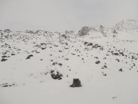 И еще мало снега в Верхней Акули
