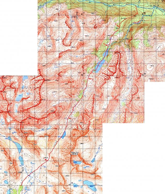 День 10: карта